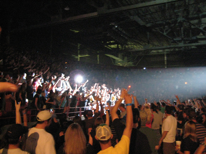 Papa Roach Tour
